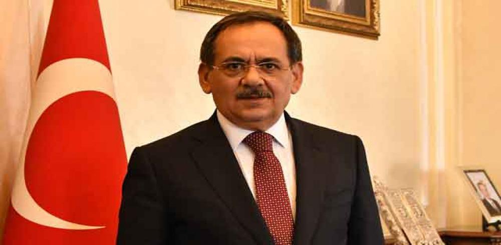 Büyükşehir Belediye Başkanımız Mustafa Demir'in Kurban Bayramı mesajı