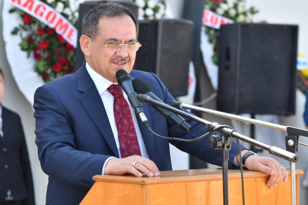 Başkan Mustafa Demir'den  'MİLLİ COŞKU'YA DAVET!