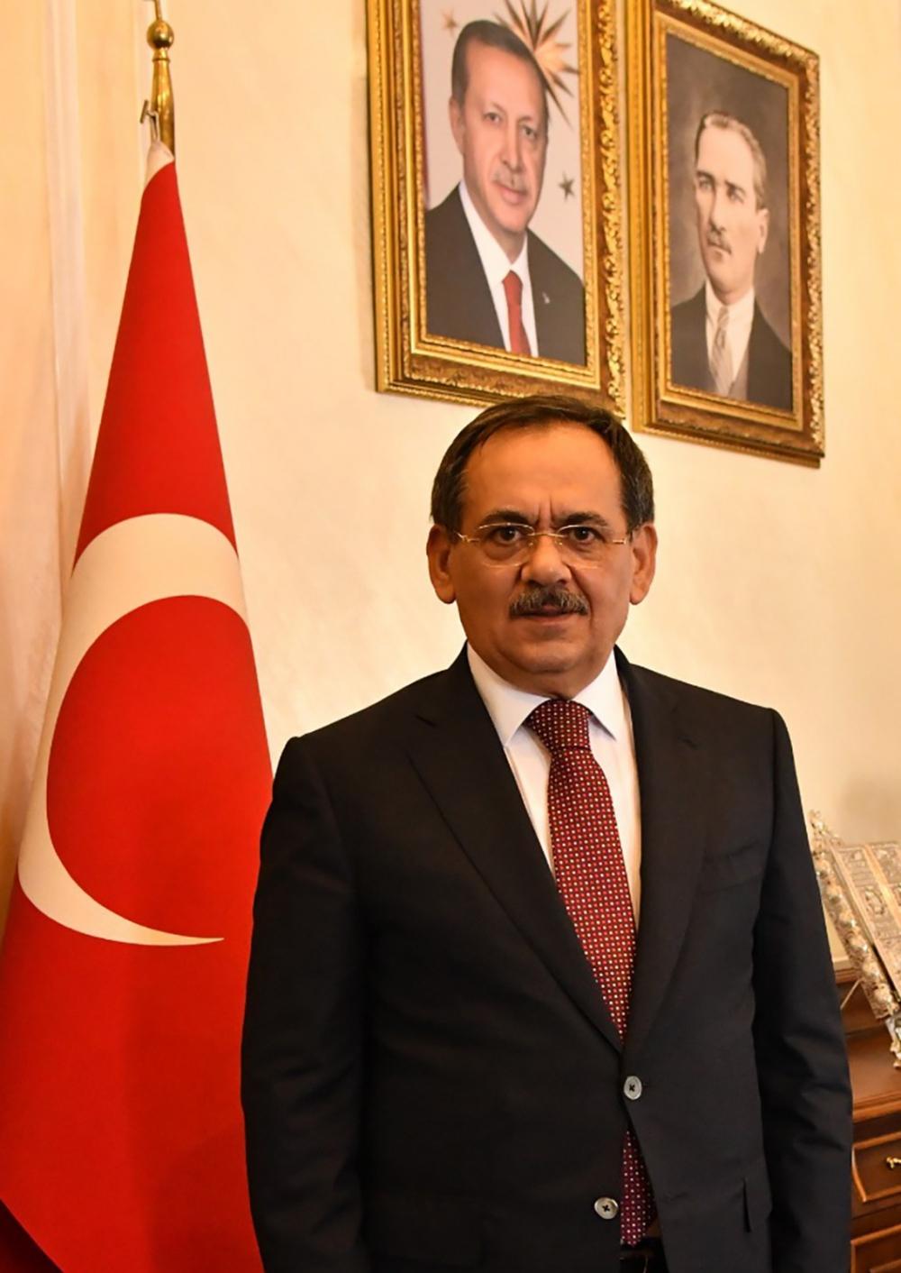 Başkanımız Mustafa Demir'in Ramazan Bayramı Mesajı;